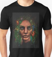 """One With Nature """"Rainforest"""" Unisex T-Shirt"""