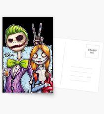 Nightmare In Gotham Postcards