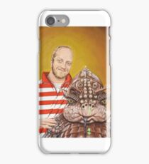 Chris and S.P.E.W.E.Y. iPhone Case/Skin