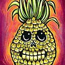 Pineapple! by crashartaustin