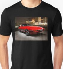 Nick Bruzzese's Mazda RX7 Unisex T-Shirt