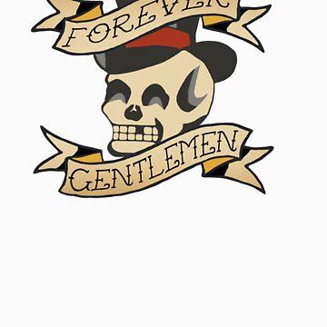 Gentlemen Forever by EndersBean
