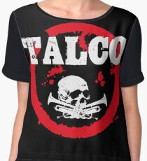 Ska Punk Talco Chiffon Top