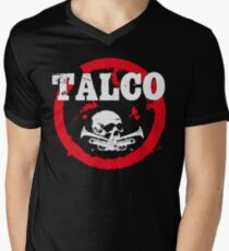 Ska Punk Talco Men's V-Neck T-Shirt