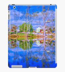 River Gums and the Red Door iPad Case/Skin