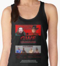 GWE Show Flyer Women's Tank Top