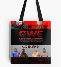 GWE Show Flyer Tote Bag
