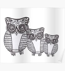Owl Be Seeing You!  Poster