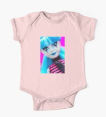 Punk Gothic Doll Kids Clothes
