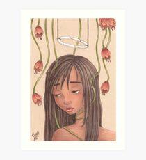 Numbness Art Print