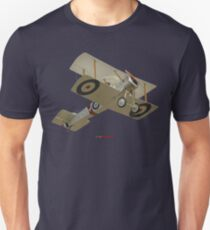 Plane & Simple - Sopwith Pup replica VH-PSP  T-Shirt