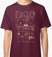 Camiseta clásica N64