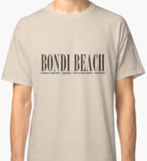 Bondi Beach address Classic T-Shirt