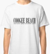 Coogee Beach Address Classic T-Shirt