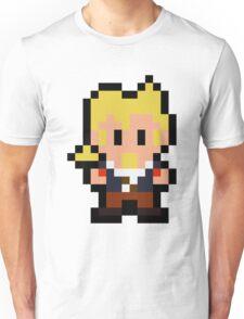 Pixel Guybrush Threepwood Unisex T-Shirt