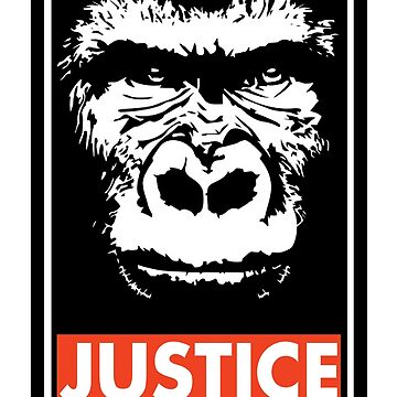Justice for Harambe by GeorgeMatt