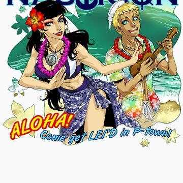 Nauticon 2013 - ALOHA! Come get LEI'D in P-town! by Nauticon-Store