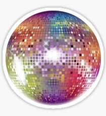 Disco Ball Sticker
