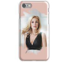 GA Pink Gold Background iPhone Case/Skin