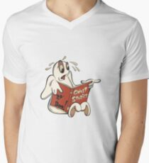 Spooky Ghost Stories  Mens V-Neck T-Shirt