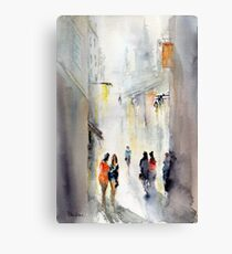 Girls, Girls , Girls Canvas Print