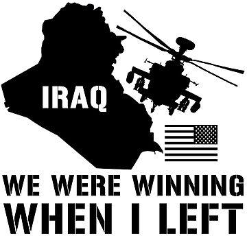 Iraq- Winning when I left by JeepsandPlanes