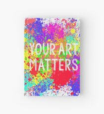 ONE TREE HILL - Your Art Matters Hardcover Journal