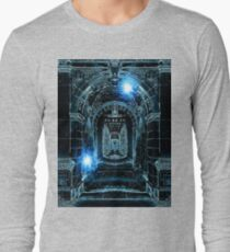 Abstract Gothic Architecture T-Shirt