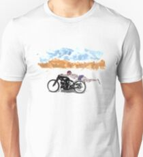 Rollie Free The Flying Mile Unisex T-Shirt