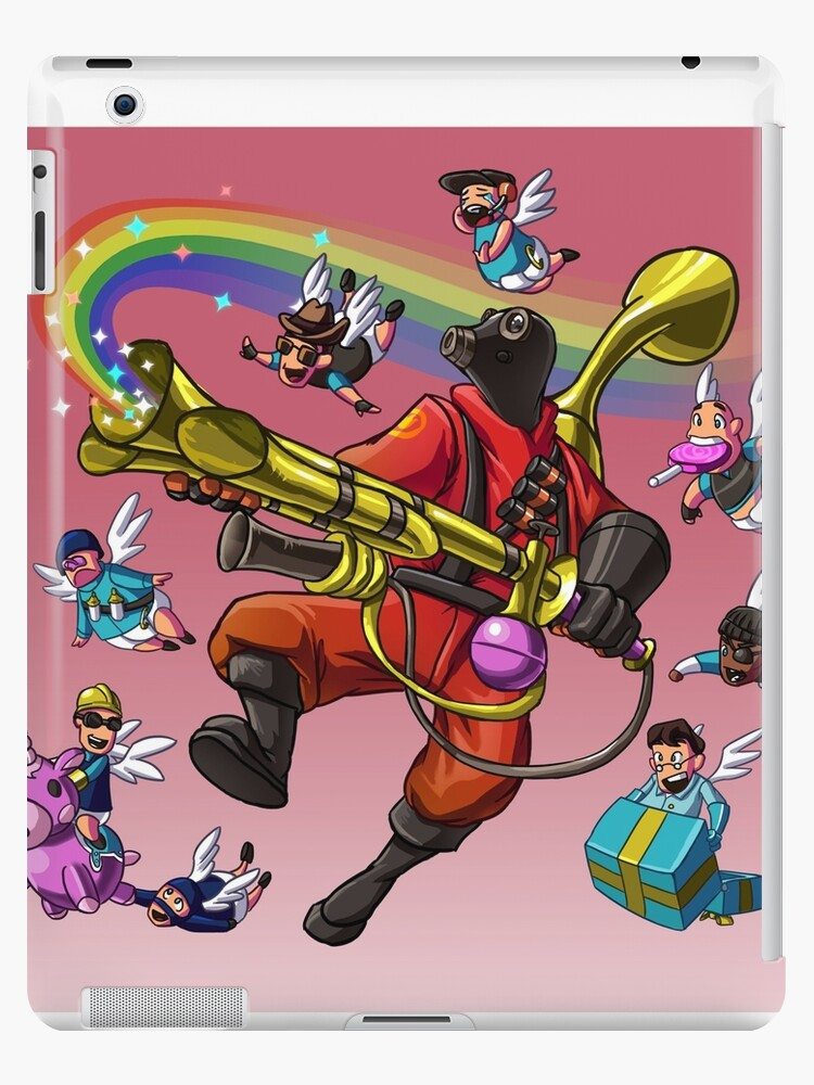 Entire Team Is Babies Ipad Case Skin By Aktheneroth