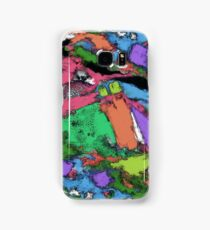 Mapping points Samsung Galaxy Case/Skin