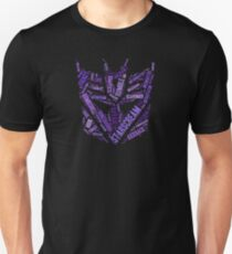 Transformers - Decepticon Wordtee T-Shirt
