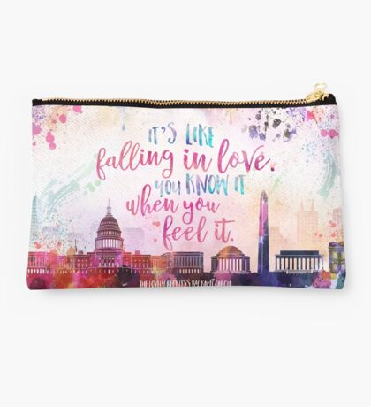 The Lovely Reckless - Falling in Love Studio Pouch