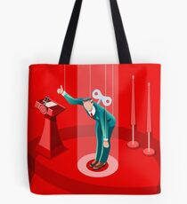 Election Politics System Infographic Tote Bag