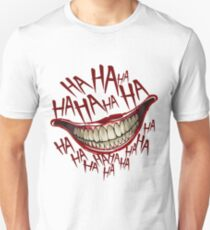 HAHAHA Unisex T-Shirt