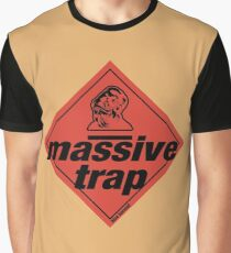 Massive Trap Graphic T-Shirt