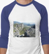 The Grampians Mountain Range, National Park . Vic.  Australia Men's Baseball ¾ T-Shirt