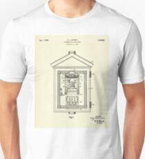Steam Fire Engine-1896 Unisex T-Shirt