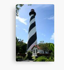 St. Augustine Lighthouse ~ 1874 Canvas Print