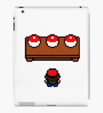 The  Pokemon Choice iPad Case/Skin