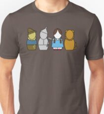 Wizard of Oz (without quote) Unisex T-Shirt