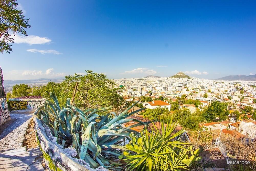 Athens  by laurarose
