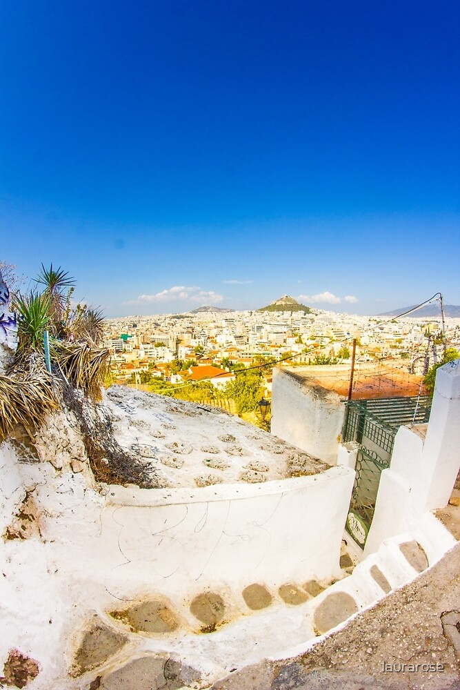 Athens II by laurarose