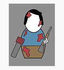 Evil Dead (without quote) Photographic Print
