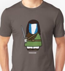 Braveheart (with quote) Unisex T-Shirt