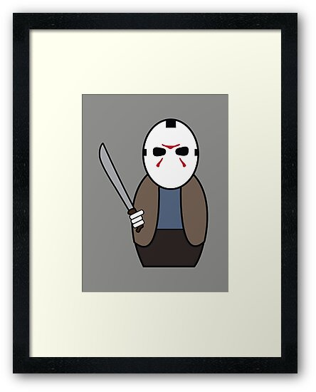 Friday the 13th (without quote) by Awesome Designing.com