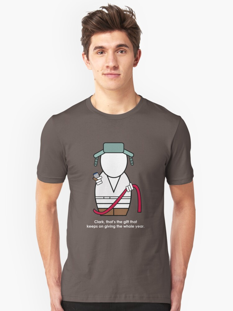 Christmas Vacation Unisex T-Shirt Front
