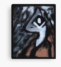 big dark Canvas Print
