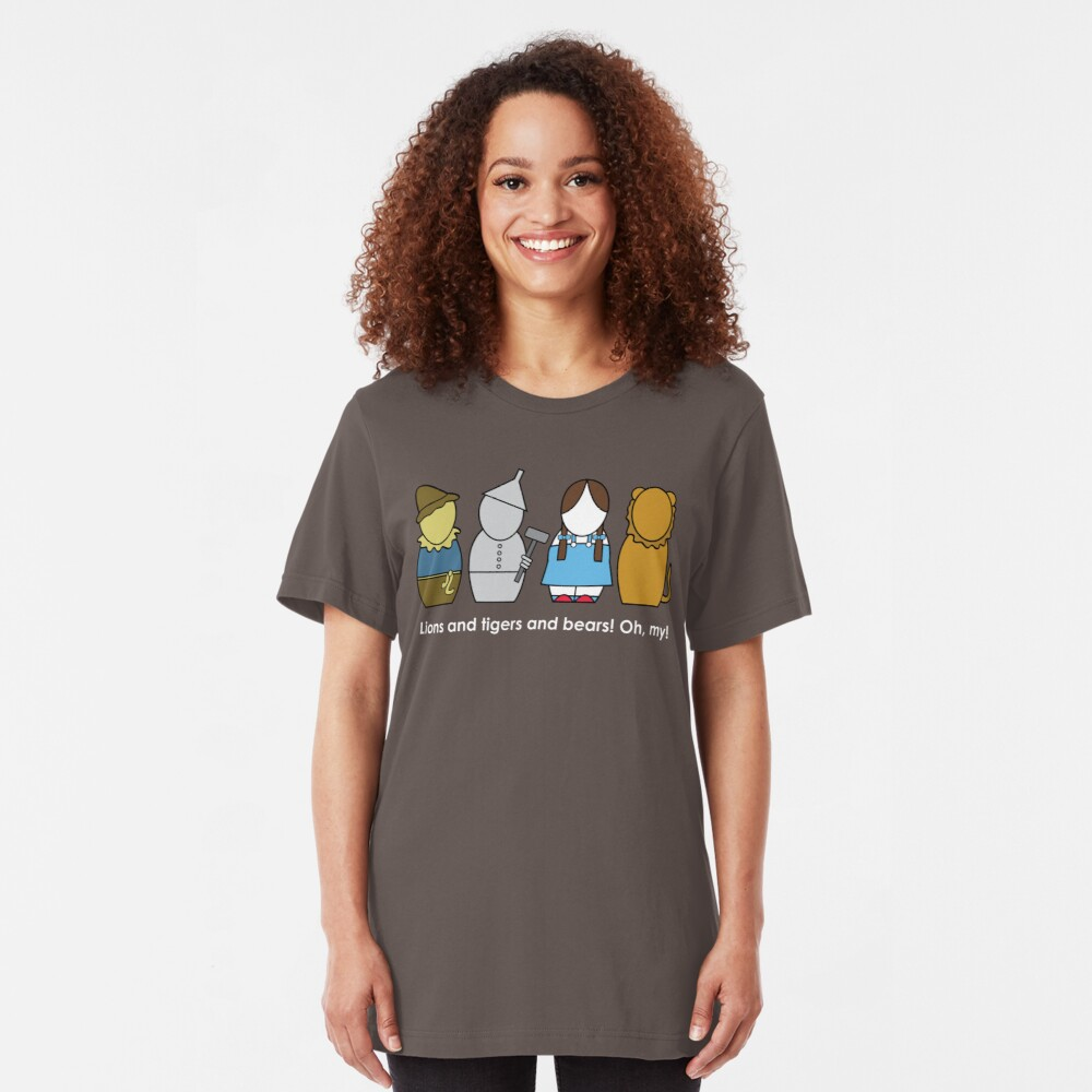 Wizard of Oz Slim Fit T-Shirt