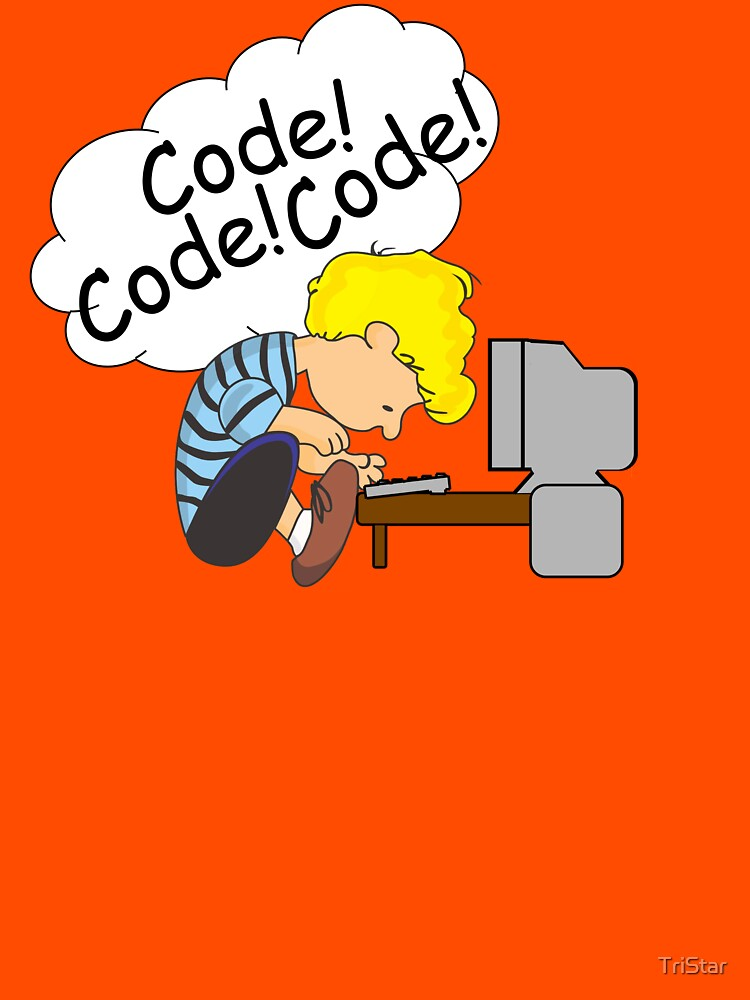 Code! Code! Code! by TriStar